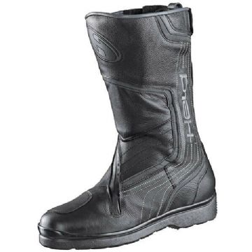 Held Conan Waterproof Motorcycle Motorbike Leather Touring Boots - Black